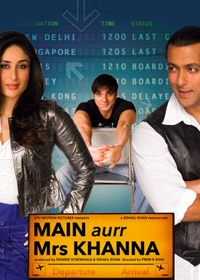Watch or Download Hindi Movie Main Aurr Mrs Khanna Online - 2009