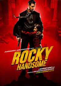Watch or Download Hindi Movie Rocky Handsome Online - 2016