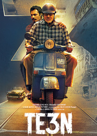 Watch or Download Hindi Movie TE3N Online - 2016
